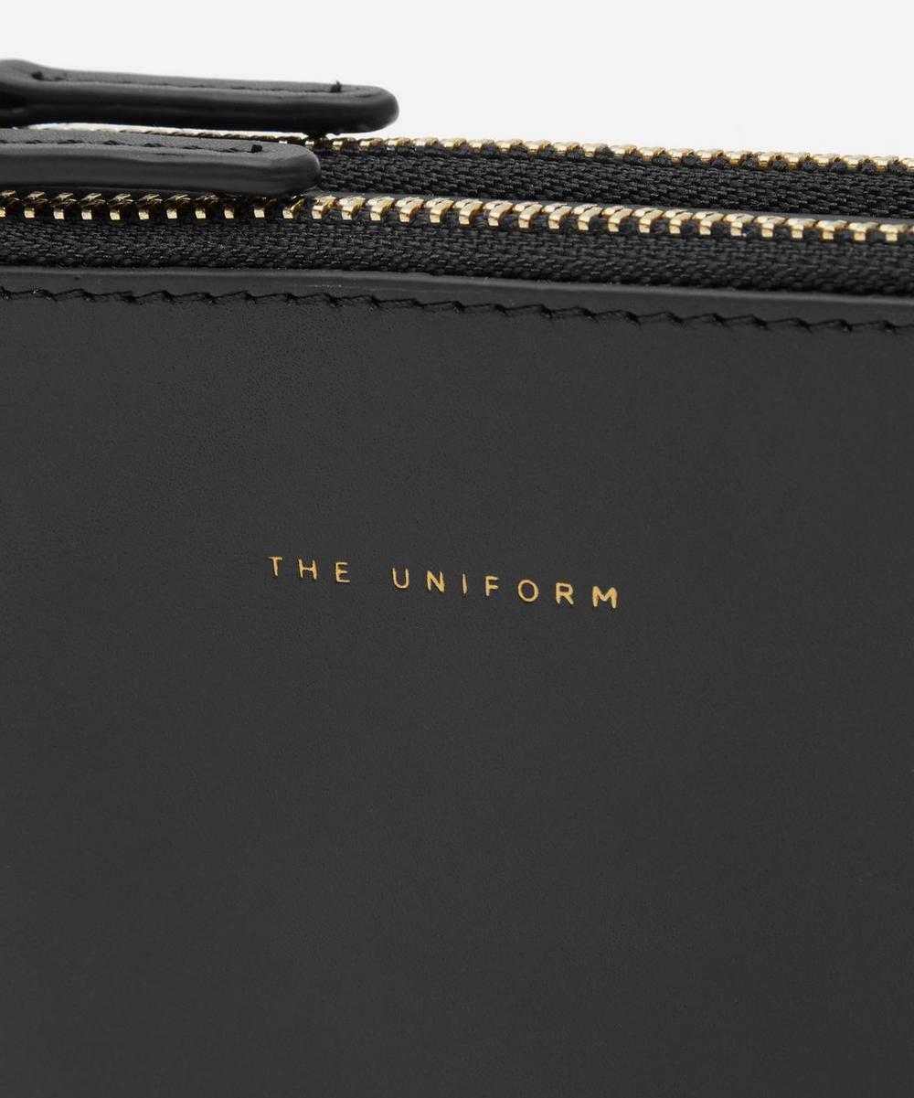 Leather Duo Cross-Body Bag