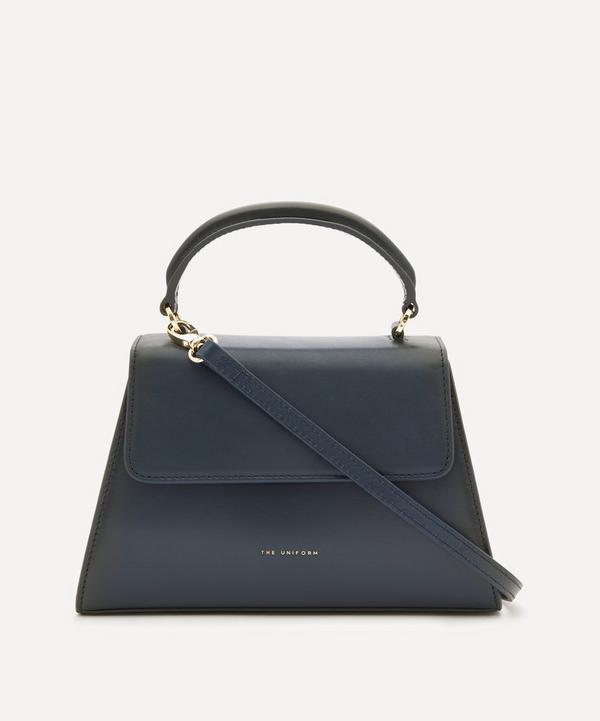 THE UNIFORM - Leather Handbag
