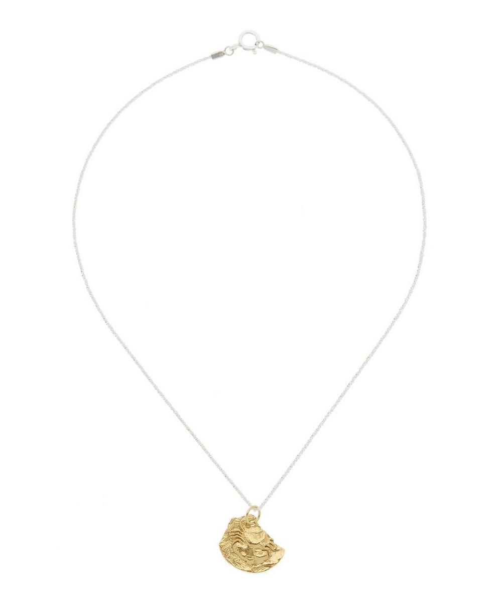 Gold-Plated The Blinding Fantasy Necklace
