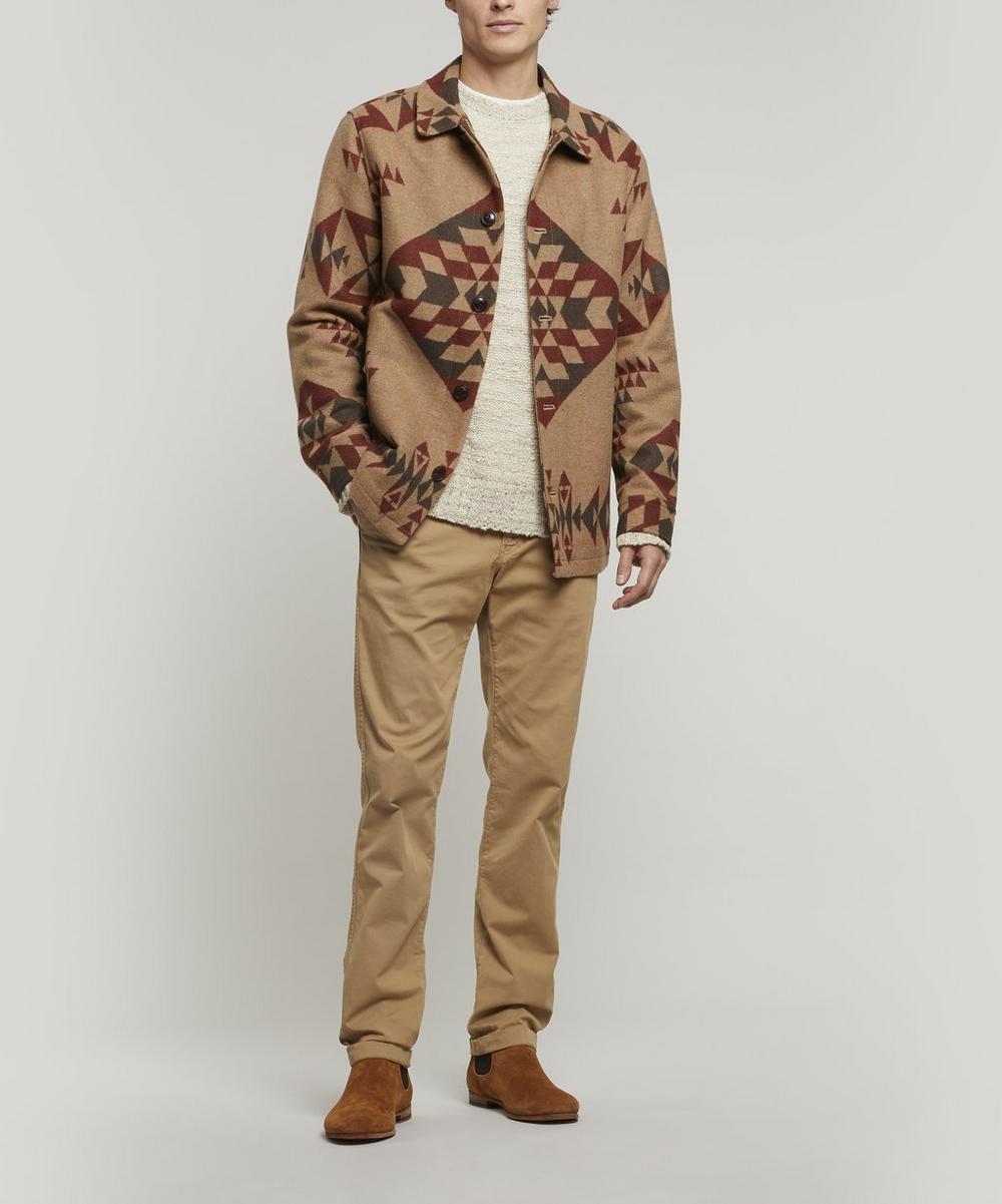 Basket Maker Wool Jacket