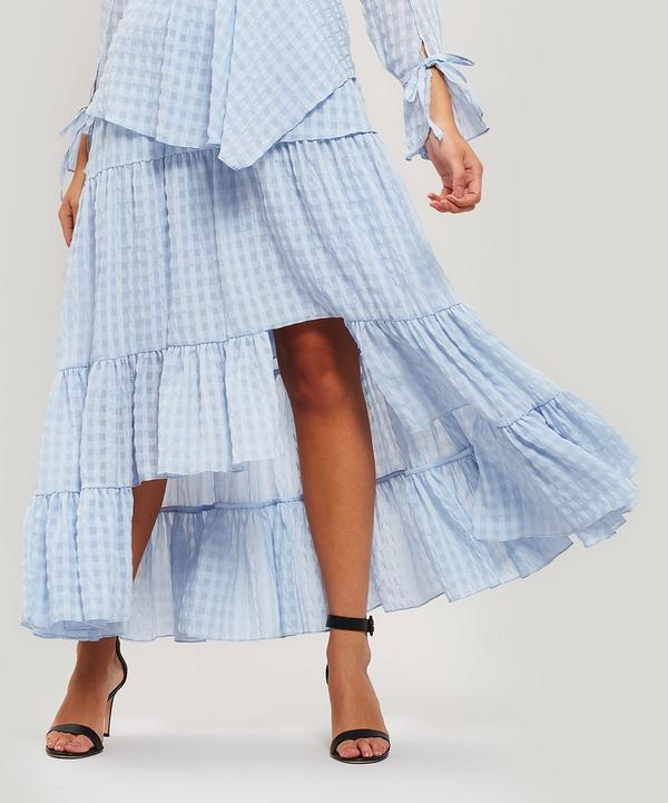 Full Tiered Skirt