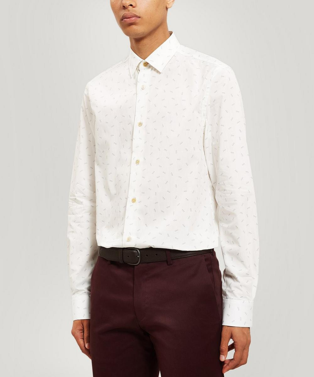 Soho Floral Cotton Shirt