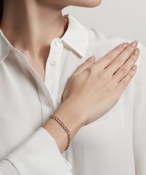Gold Vela Diamond Tennis Bracelet