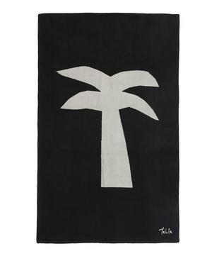 Organic Recycled Palm Beach Towel