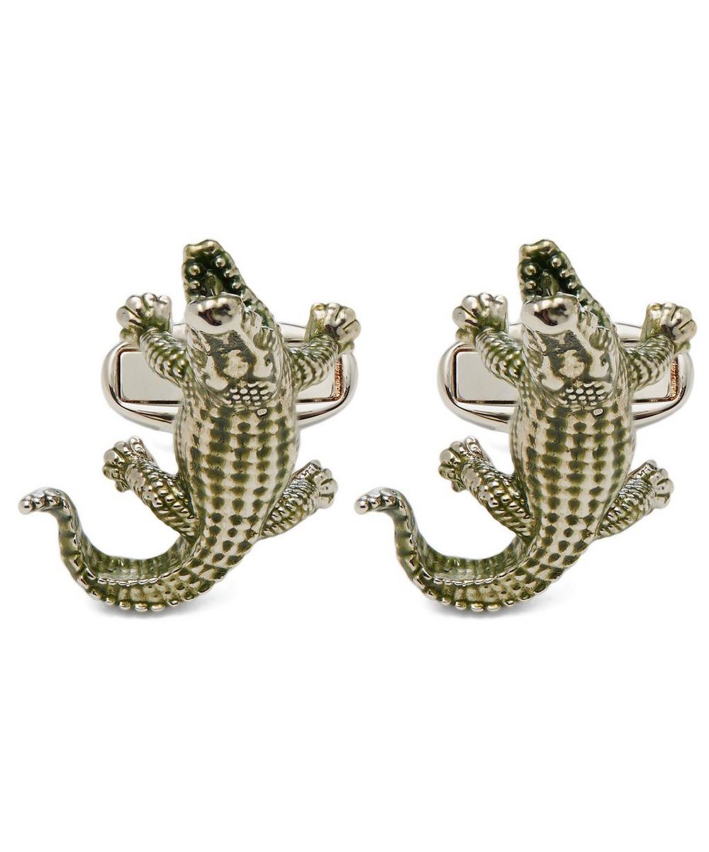 Crocodile Cufflinks