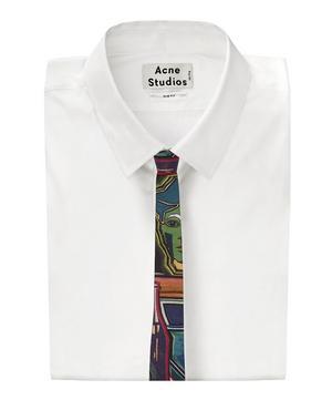 Artist Studio Silk Tie