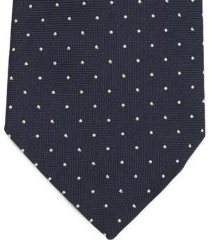 Mini Polka Dot Silk Tie