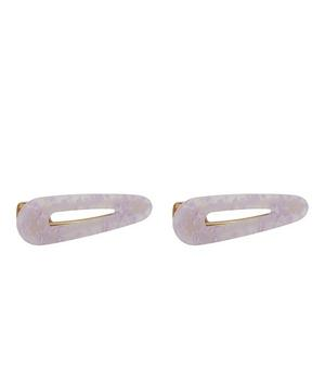Kelly Hair Clips Set of Two
