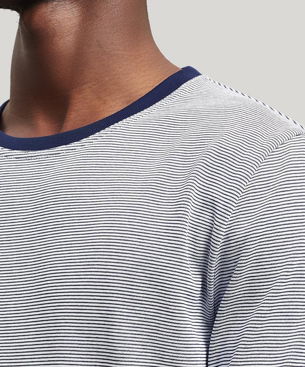 Berwick Micro Stripe T-Shirt