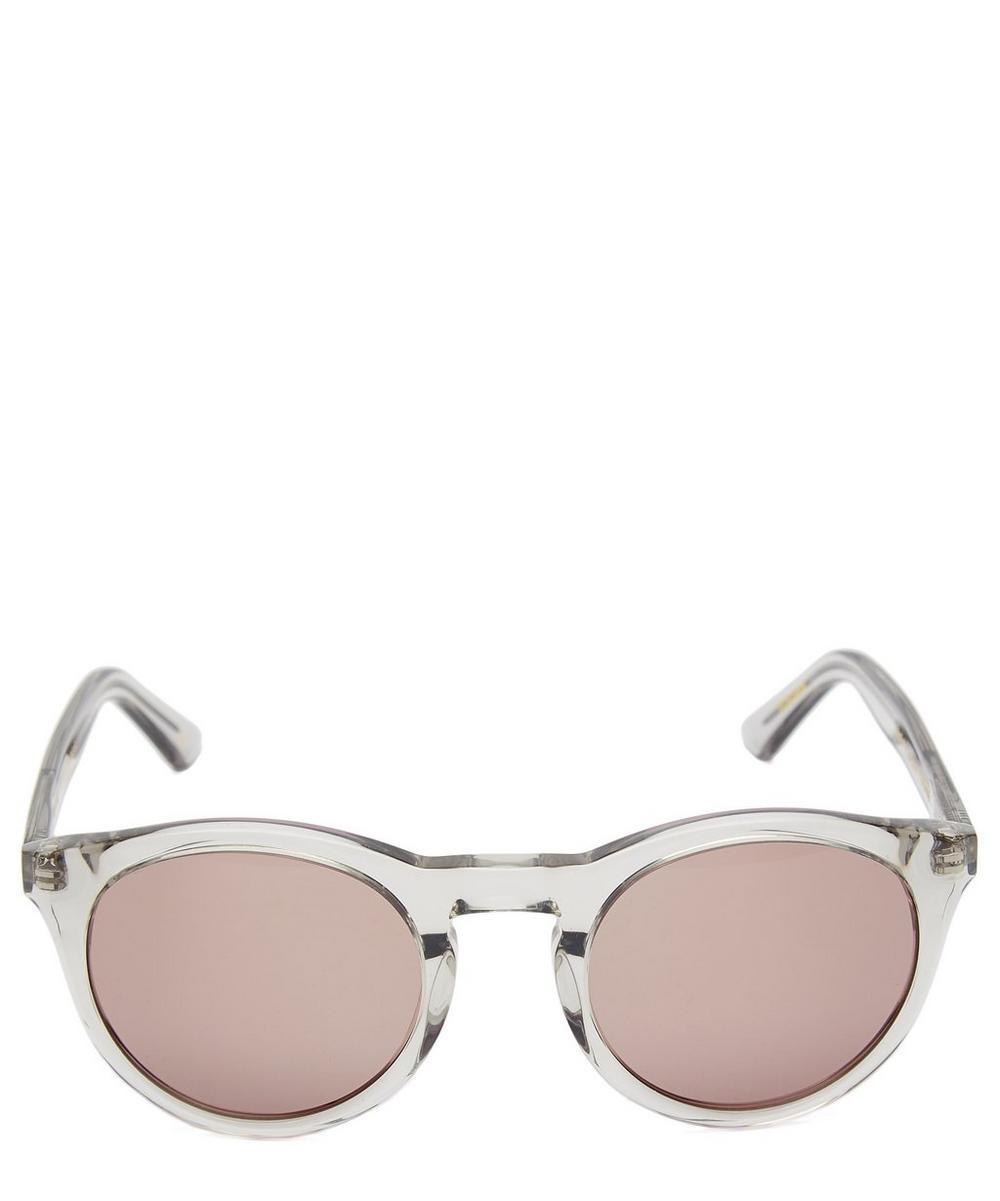 Watts Round Sunglasses