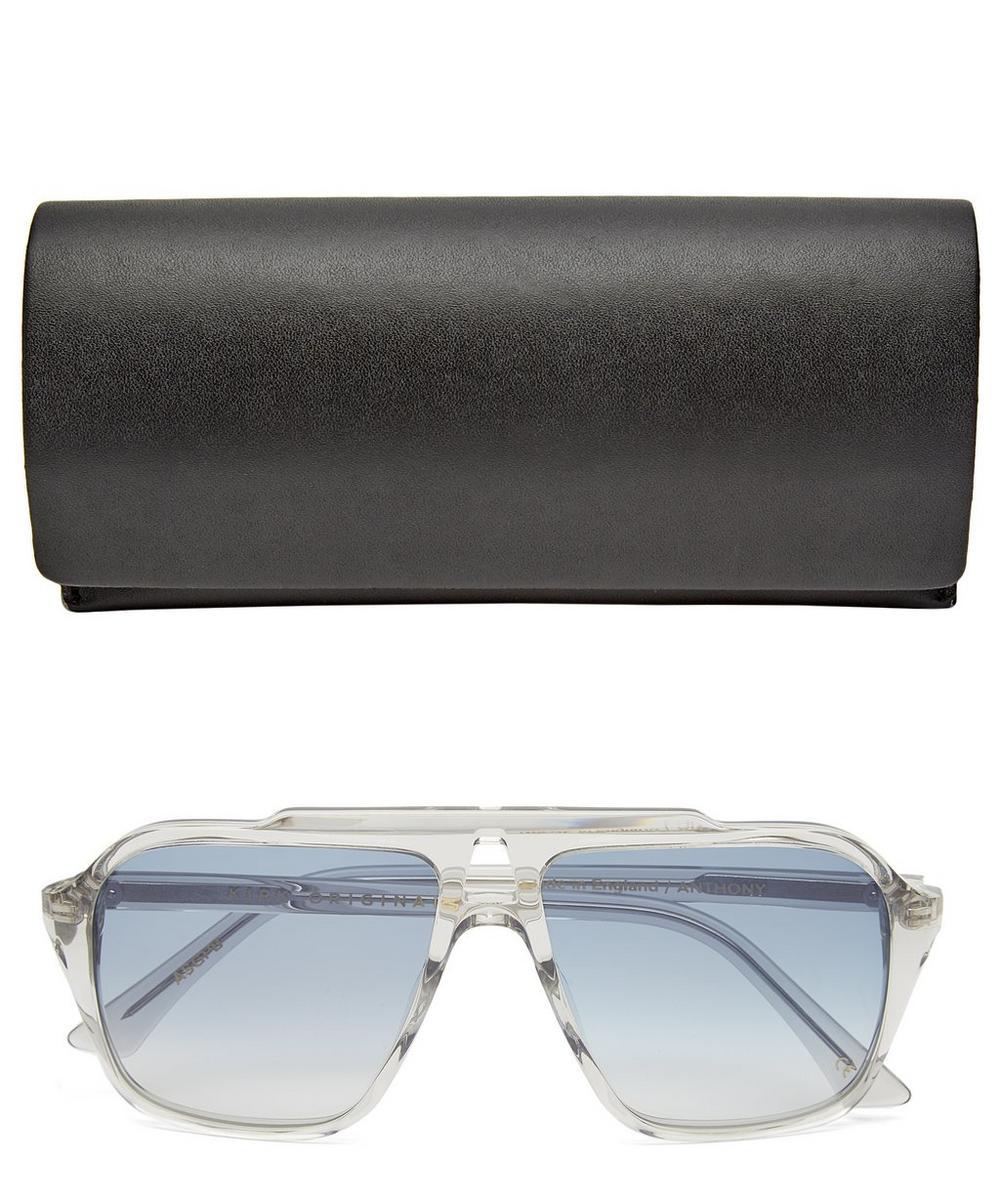 Anthony Square Aviator Sunglasses