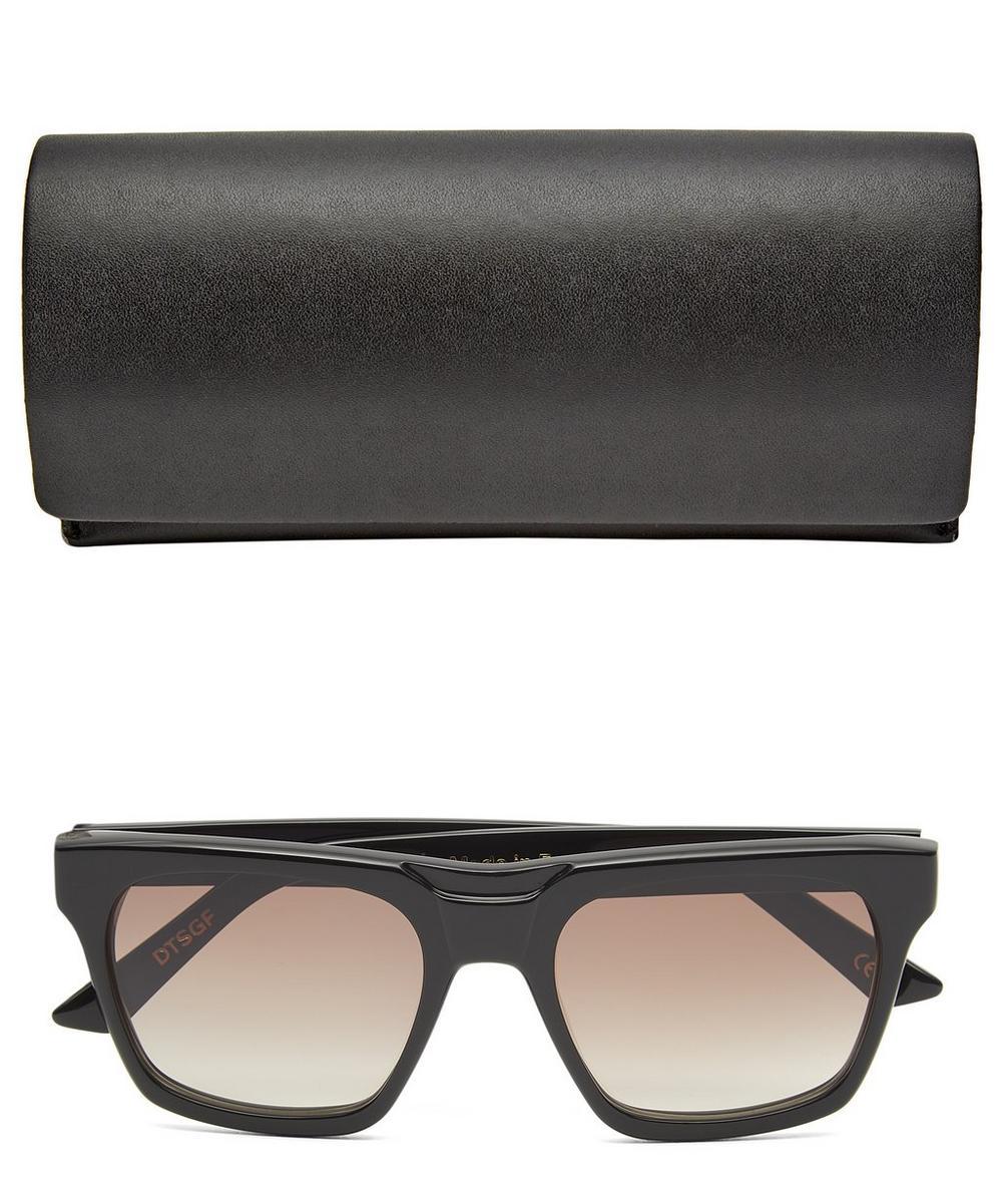 Donovan Chunky Square Sunglasses