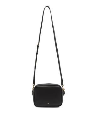 Neeson Tassel Leather Cross-Body Bag