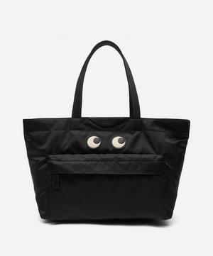Eyes Landscape Nylon Tote Bag
