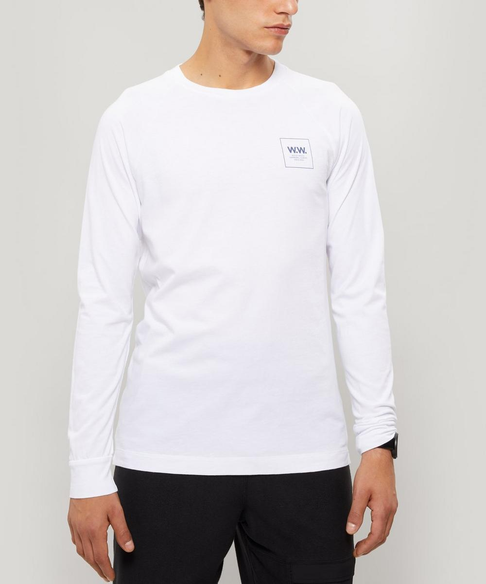 Han Logo Long-Sleeve T-Shirt