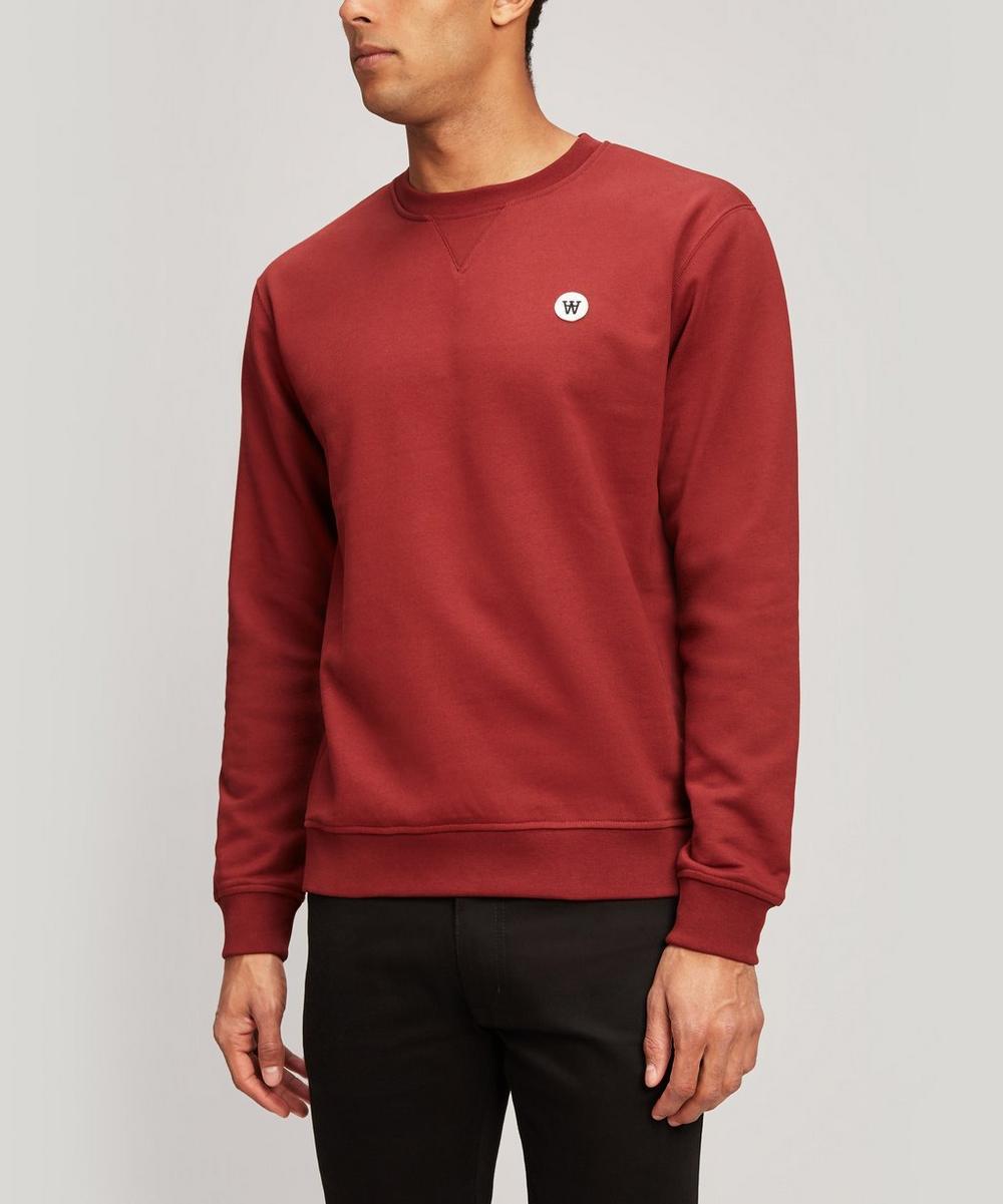 Tye AA Logo Cotton Sweater
