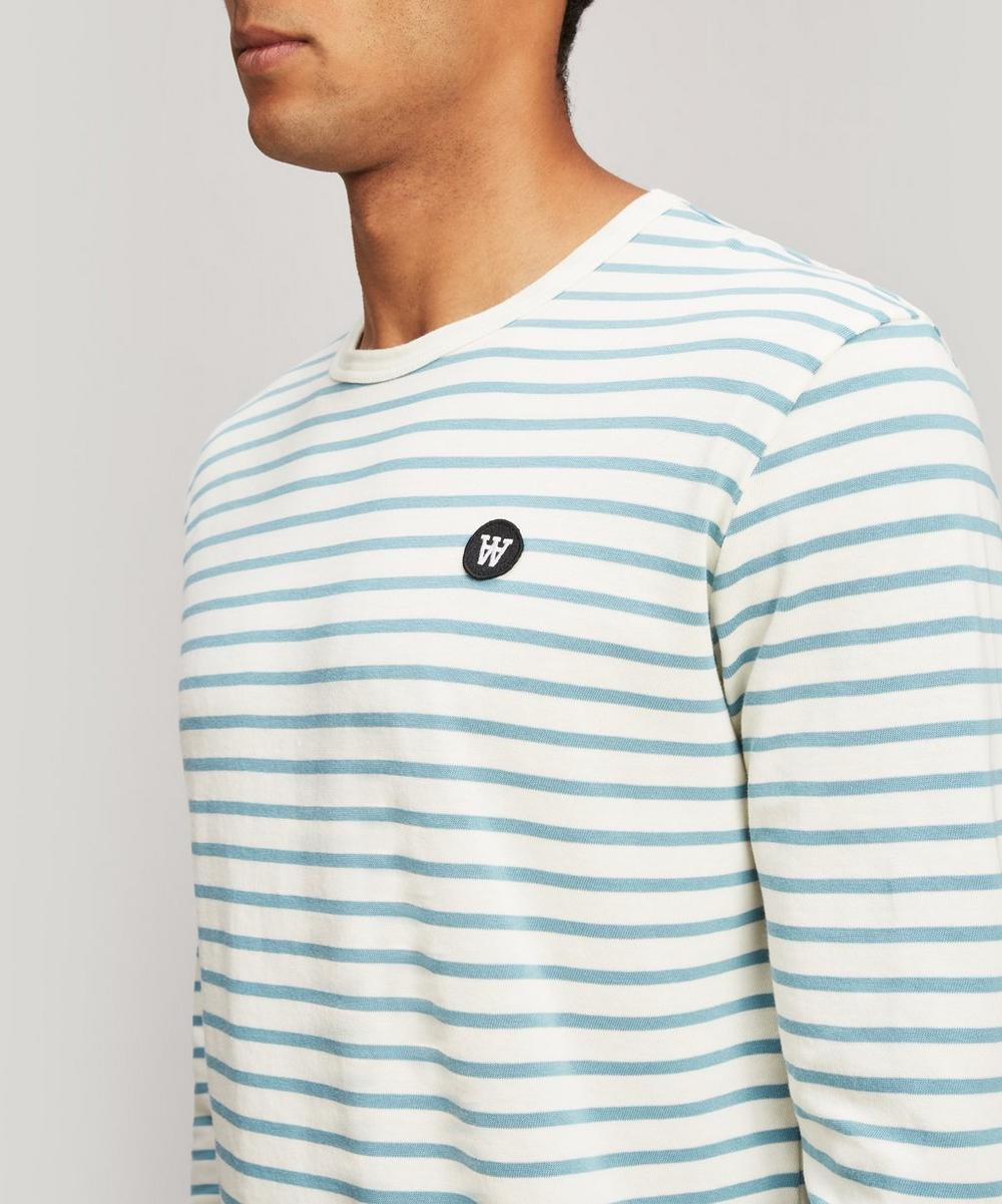 Mel Striped Long Sleeve T-Shirt