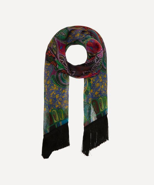 2b67fd10e8dbe Silk Scarves | Liberty London