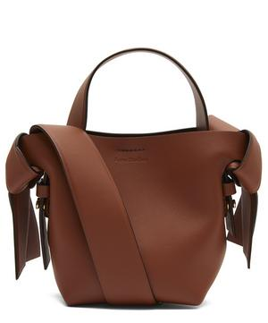 Micro Leather Cross-Body Bag