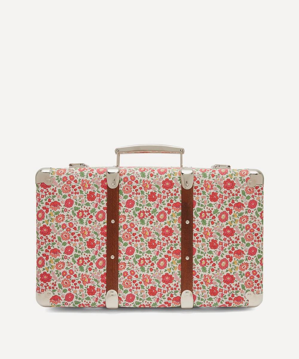 Danjo Tana Lawn Cotton Wrapped Suitcase