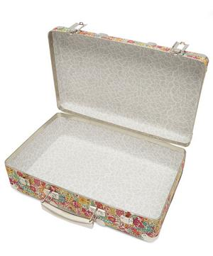 Margaret Annie Tana Lawn Cotton Wrapped Suitcase