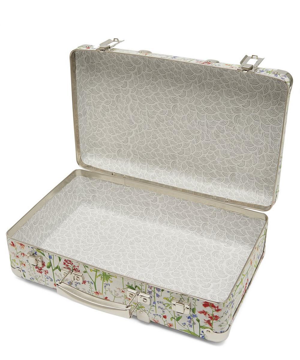 Theodora Tana Lawn™ Cotton Wrapped Suitcase