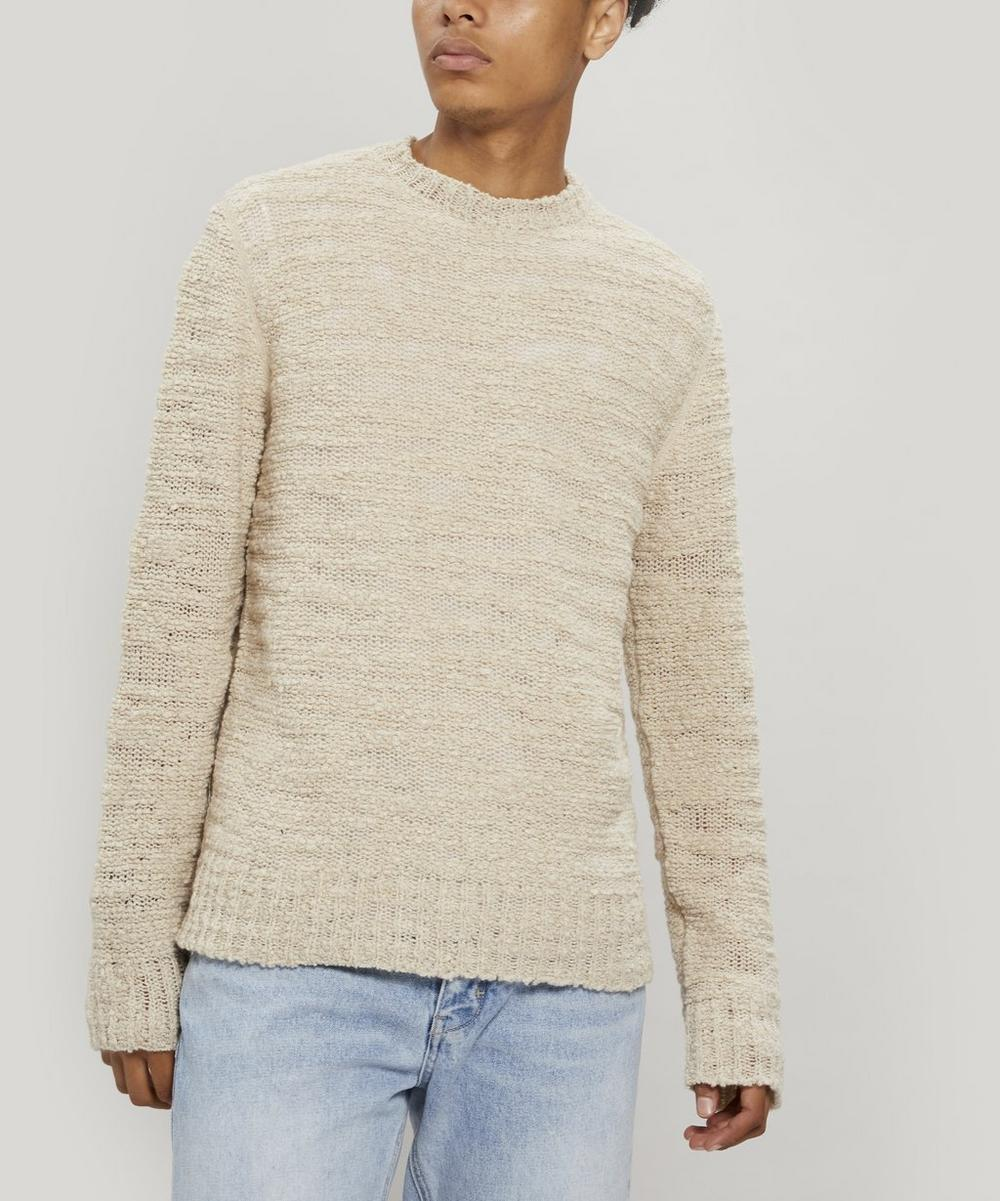 Our Legacy Knits BASE ROUND NECK KNITTED JUMPER