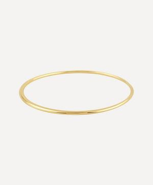 10ct Gold Signature Bangle