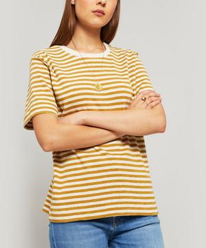 Classic Cotton Stripe T-Shirt