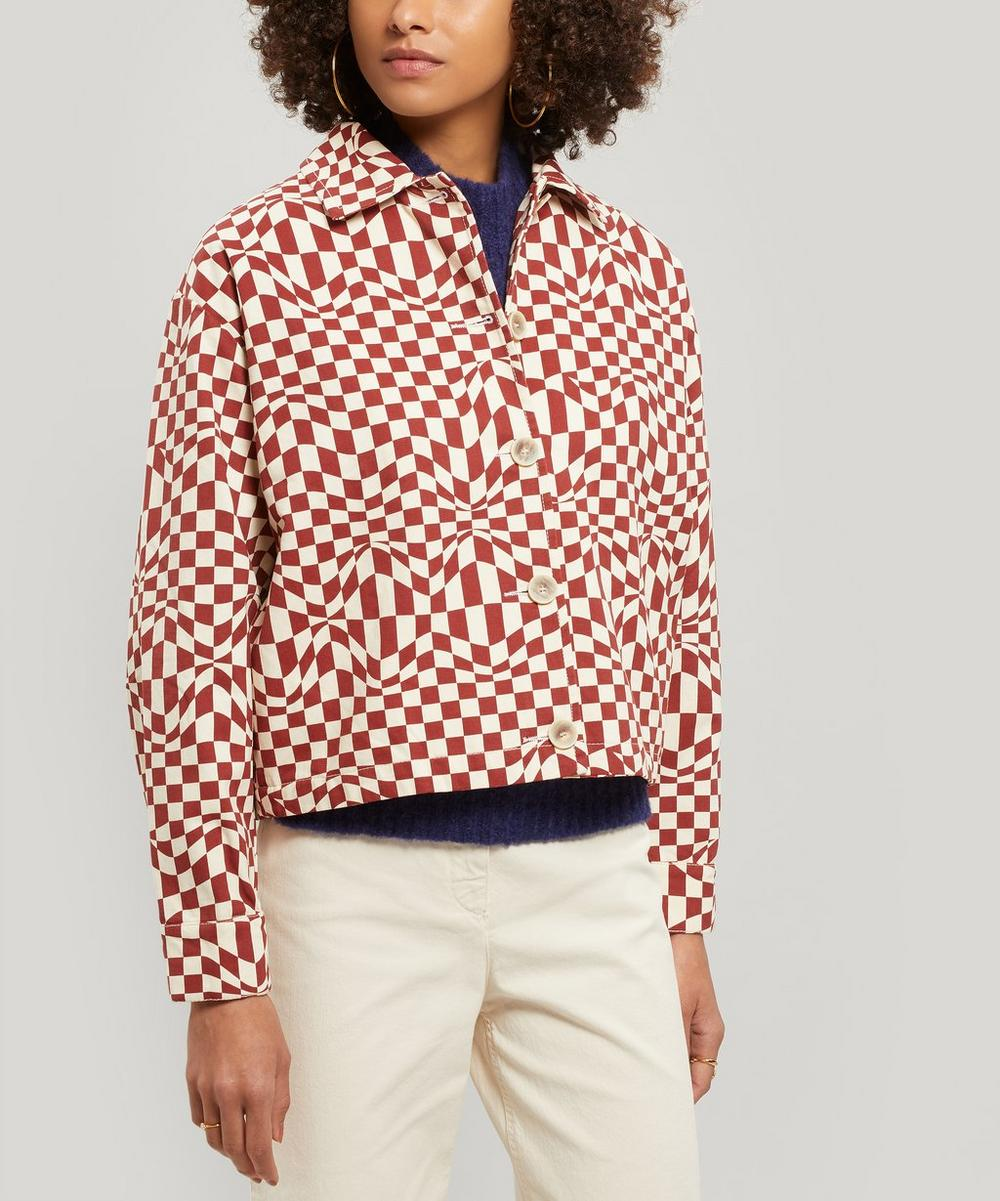Finale Square Fit Jacket by Paloma Wool