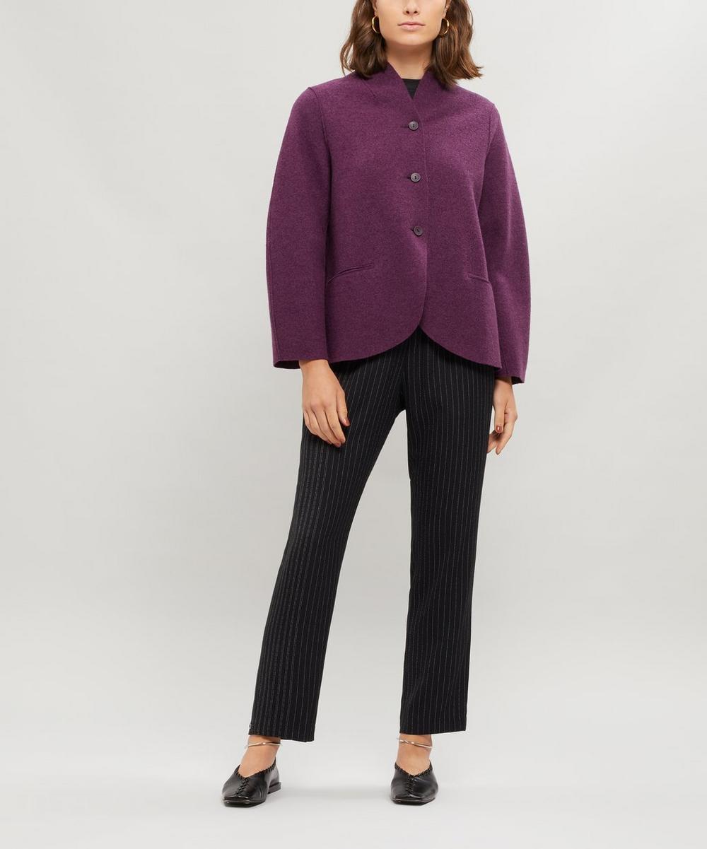 Gisla Buttoned Cardigan Jacket