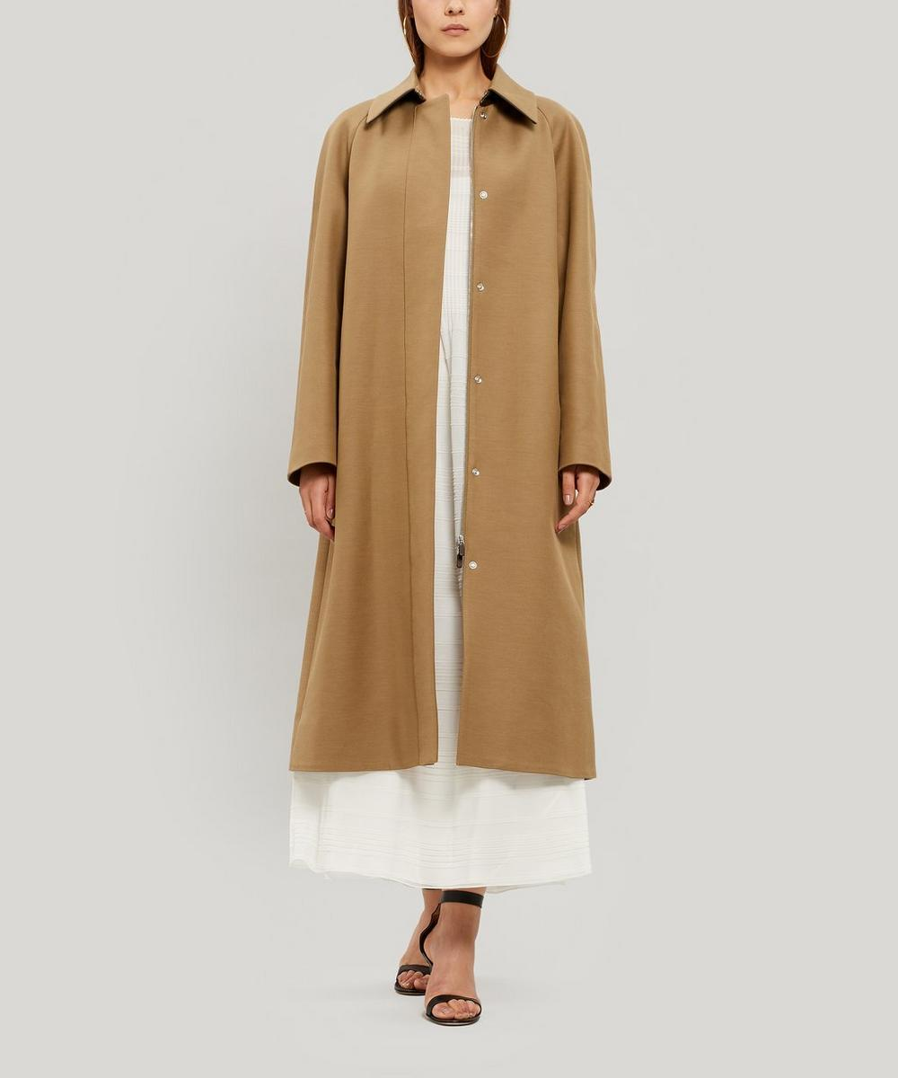 Duru A-Line Trench Coat