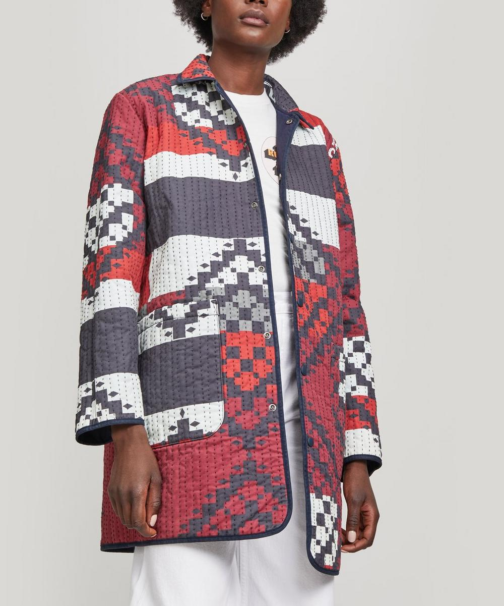 Levi's Coats DROVERS REVERSIBLE QUILTED COAT