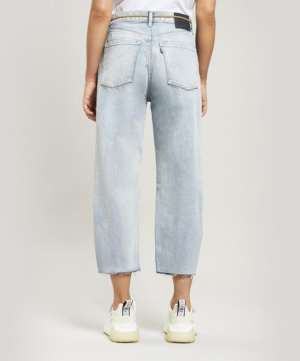 Barrel Jeans