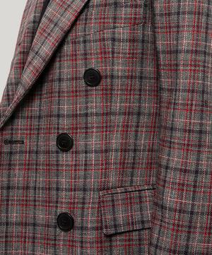 Dallin Checked Suit Jacket