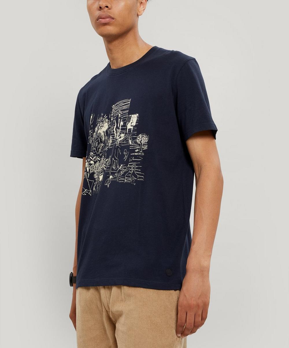 Charm Print T-Shirt