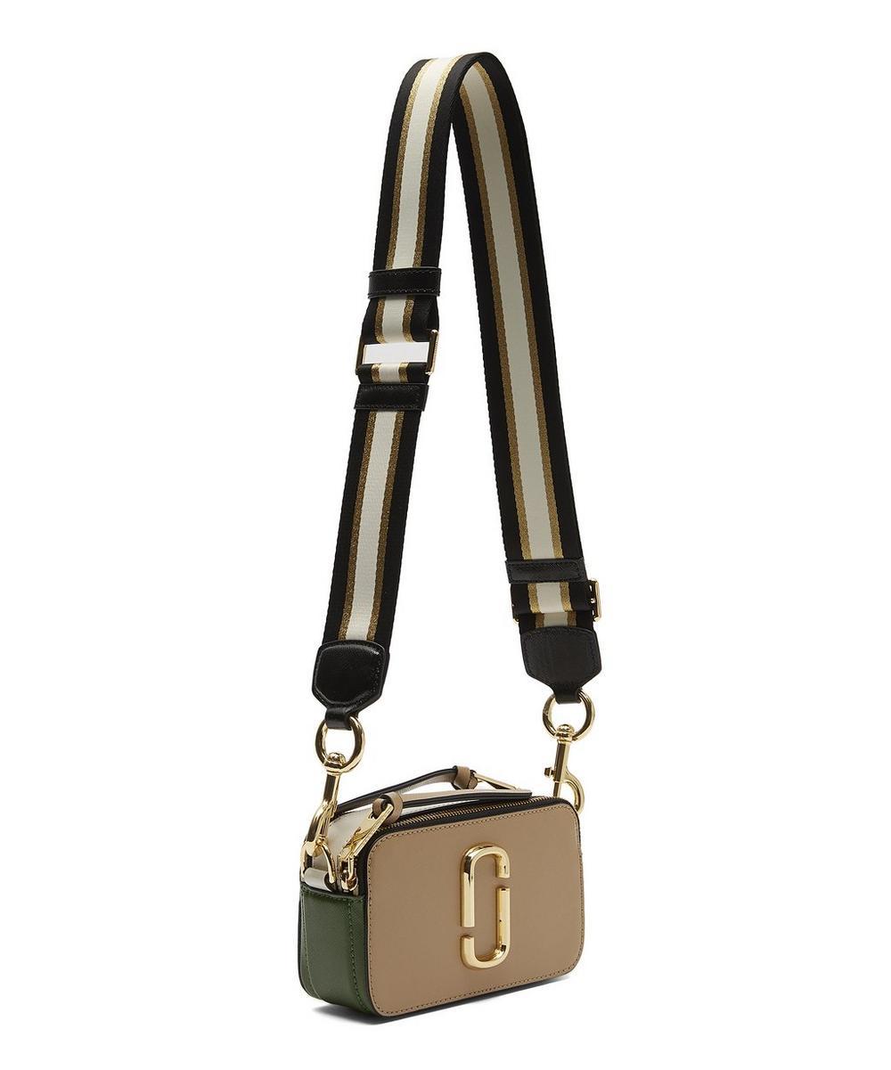 Snapshot Small Cross-Body Camera Bag