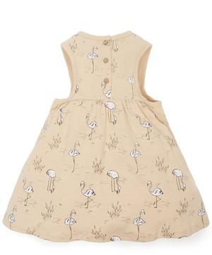Flamingos Layla Mini Dress 0-24 Months