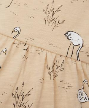 Flamingos Layla Mini Dress 0-24 Months