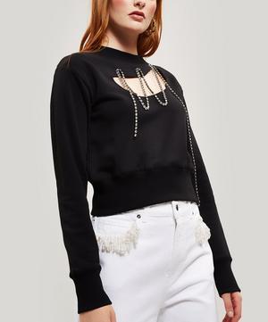 Squiggle Cupchain Sweatshirt