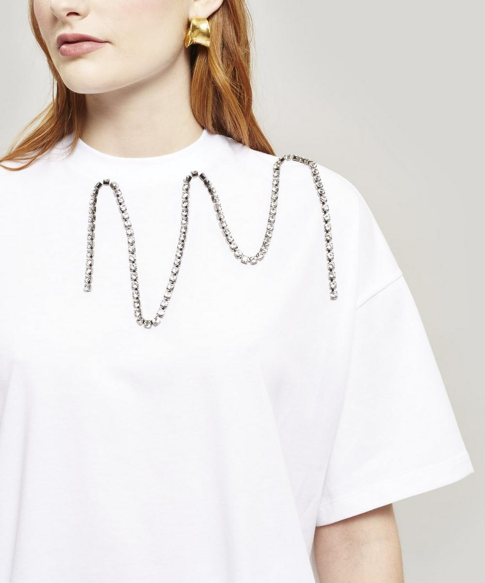 Squiggle Cupchain Cotton T-Shirt