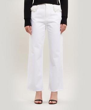 Pearl Wide Leg Jeans