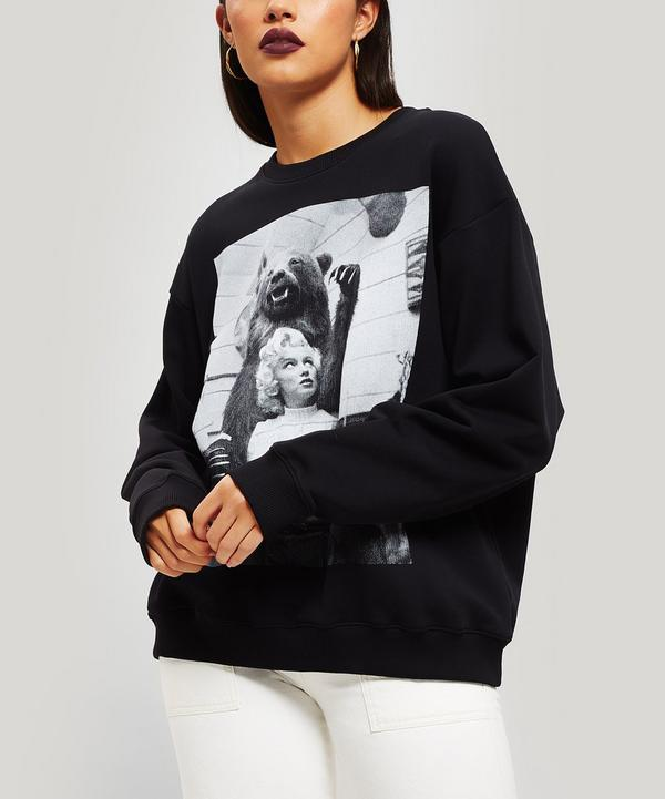 Marilyn Cotton Sweatshirt