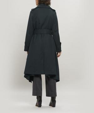 Olwen Oversize Asymmetric Trench Coat