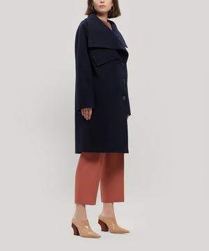 Ciara Wool-Blend Coat