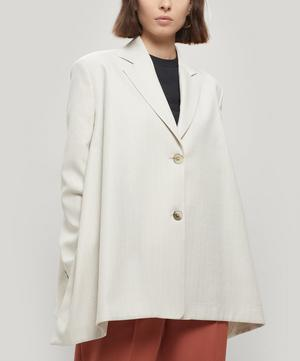 Jody A-Line Wool-Blend Suit Jacket