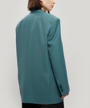 Jilly Oversized Single-Breasted Suit Jacket