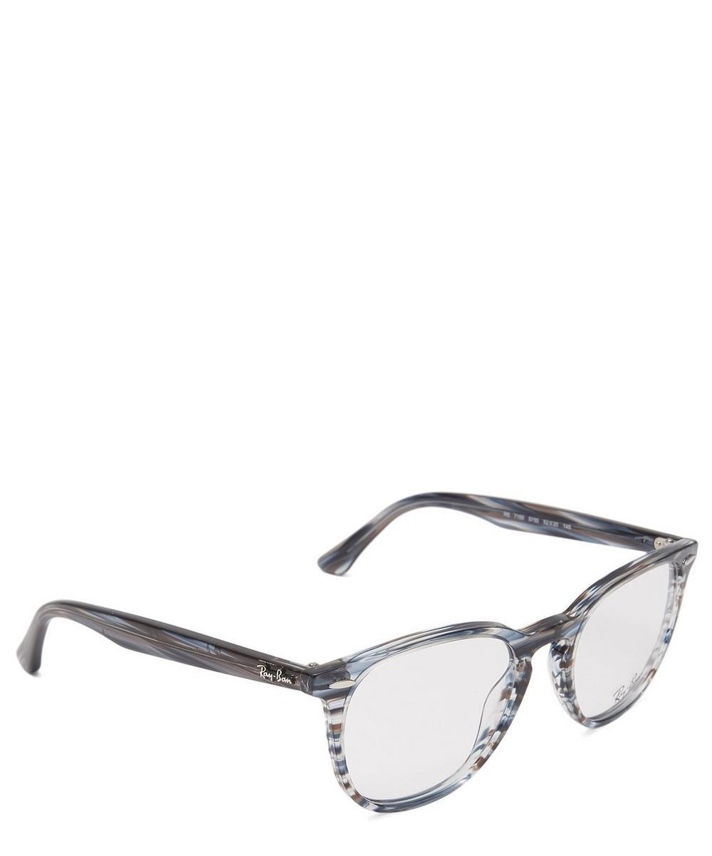 RB7159 Square Acetate Optical Glasses