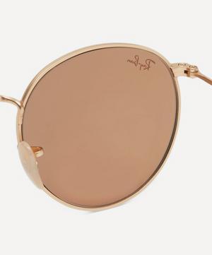 Round Metal Glasses