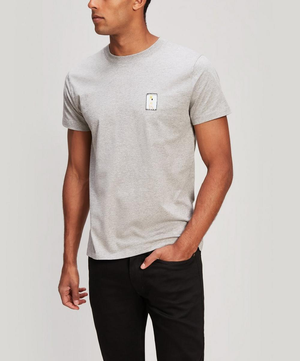 Sexy Selfie Embroidered Heavy Cotton T-Shirt